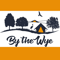 By The Wye - glamping site wye valley - logo