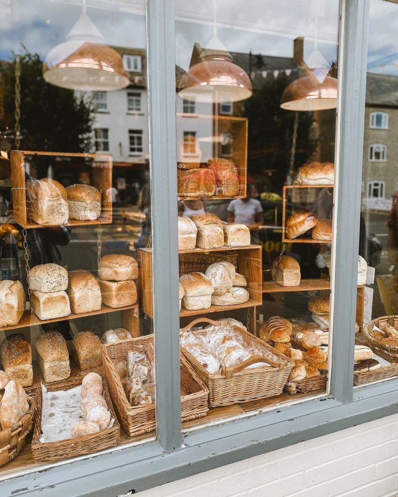 Outbuildings in Bridport, Dorset - punch and judy bakery bridport