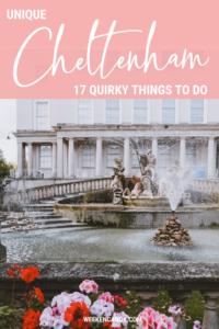 Queens Hotel Cheltenham - Pinnable Image