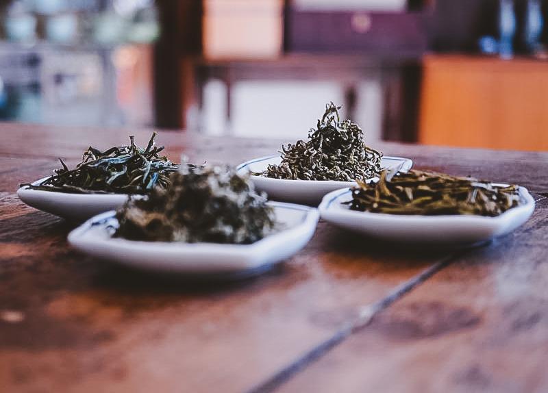 August Moon Tea House Cheltenham - Tea Leaves
