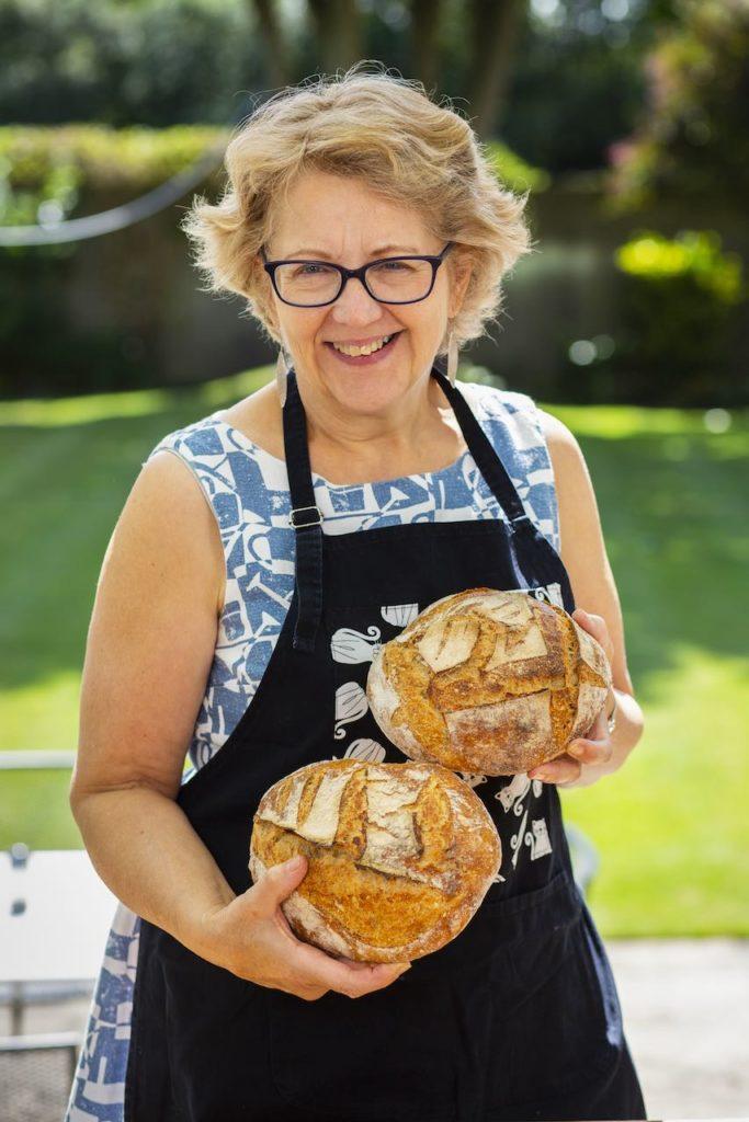Severn Bites bread making classes - Danielle Ellis owner