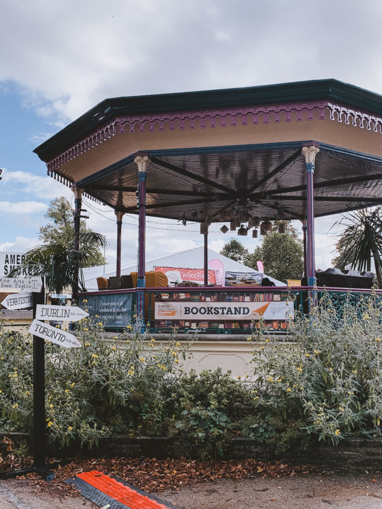 Cheltenham Literature Festival Bandstand