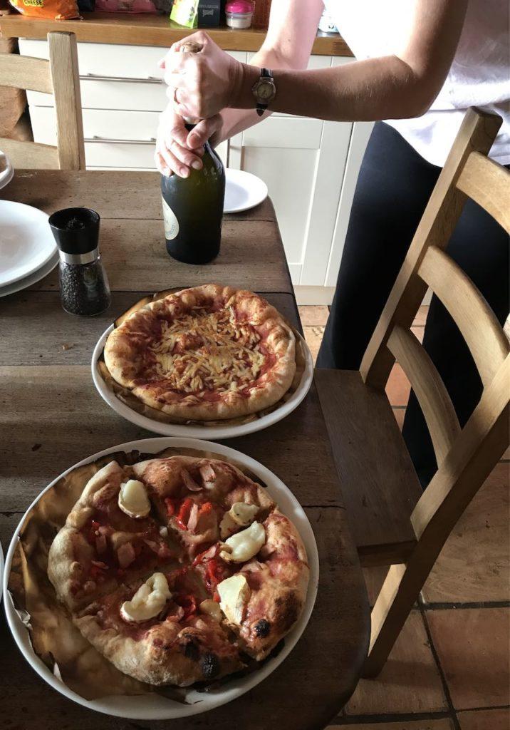 Severn Bites pizza making classes