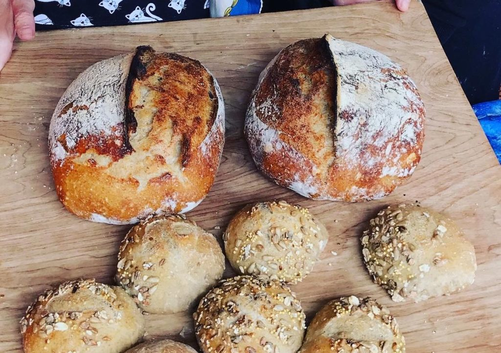 Severn Bites sourdough breadmaking classes