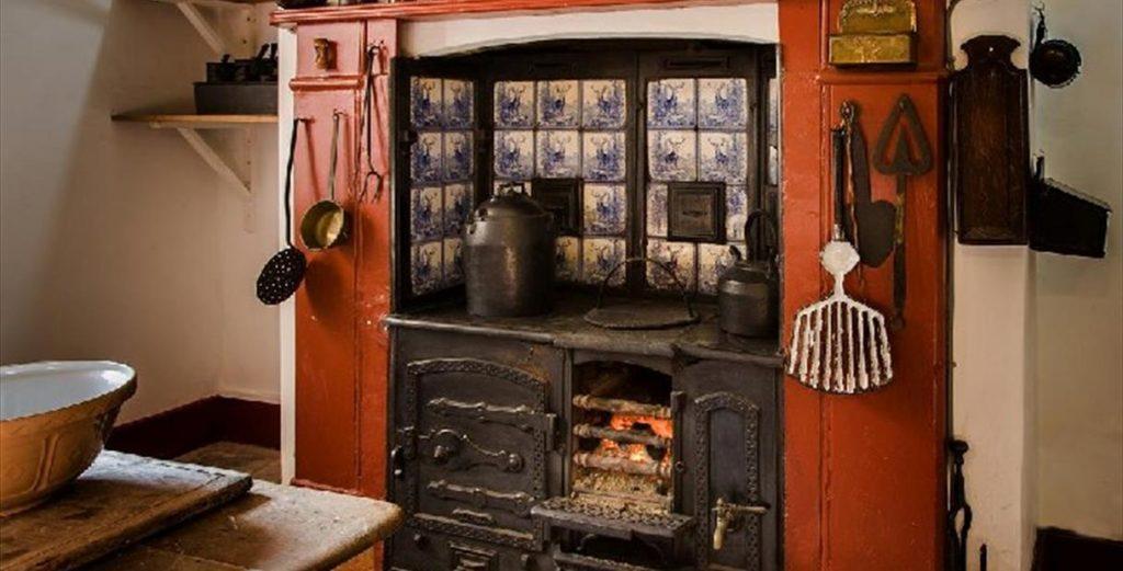 Gustav Holst Museum Cheltenham - Kitchen Interior