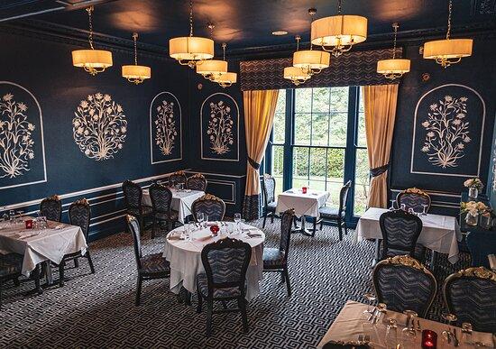 The Mahal Cheltenham - inside restaurant