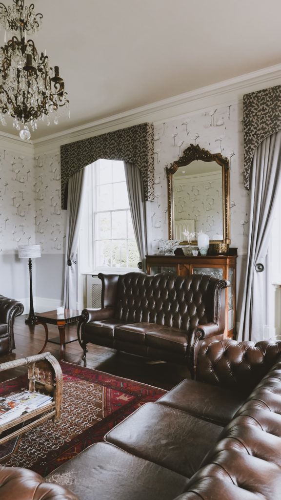 lemore manor coach house drawing room