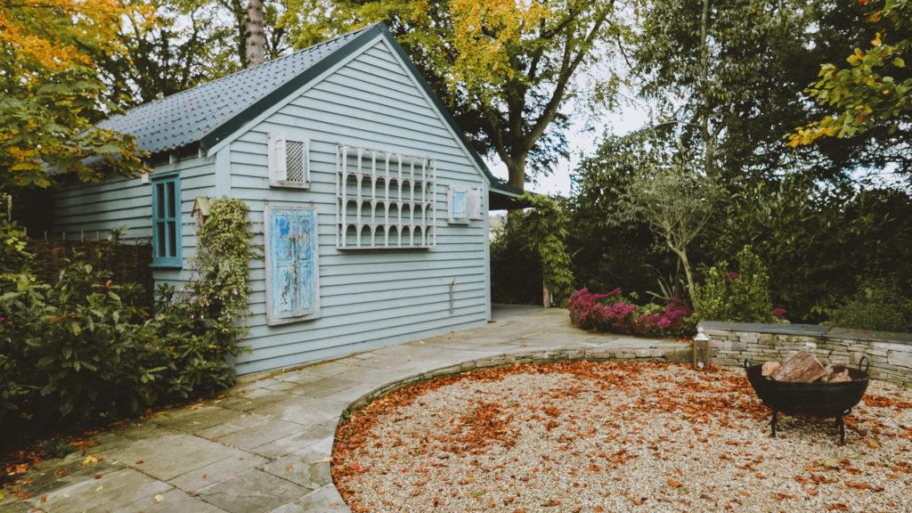 lemore manor the garden room