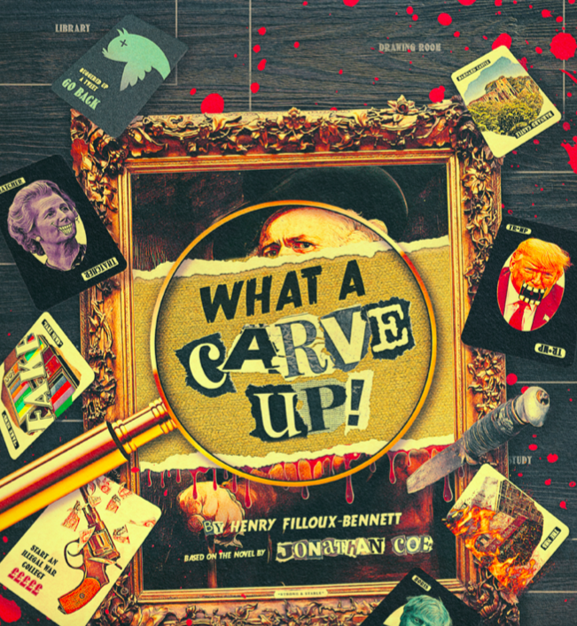 what a carve up theatre production: Programme
