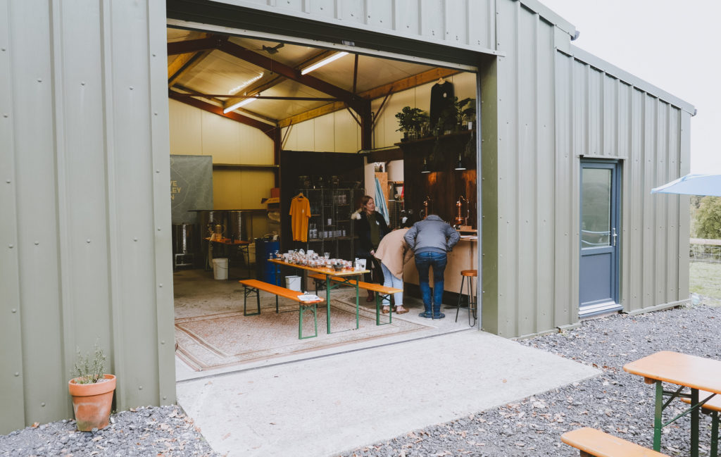Silver Circle Distillery in the Wye Valley