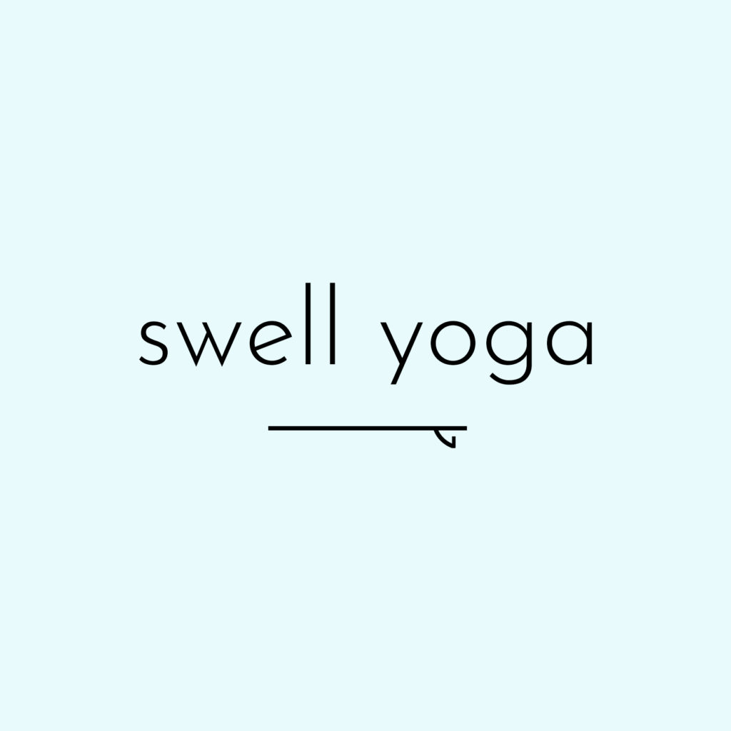 Swell Yoga Retreat North Devon - logo