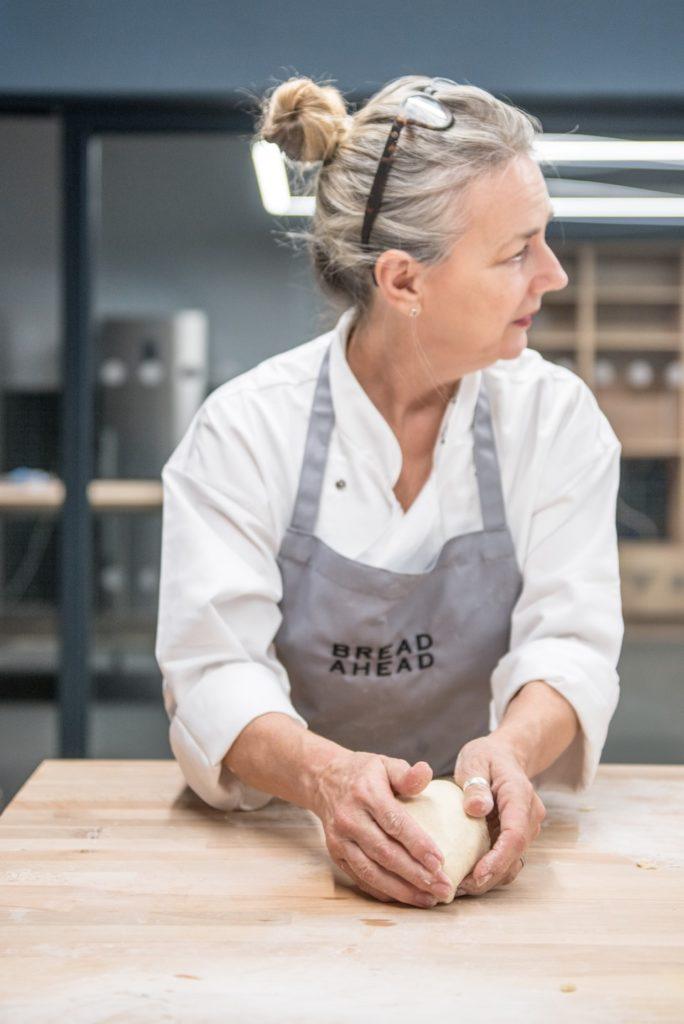 Bread Ahead Doughnut Making Class London - Chef