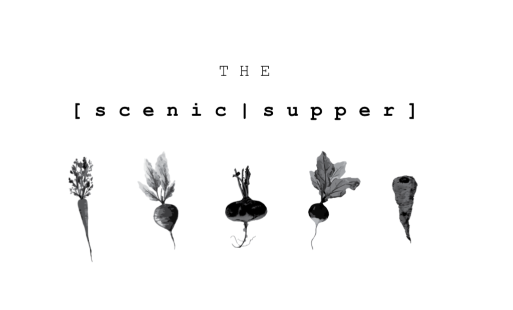 The Scenic Supper - Best Restaurants Cotswolds - logo