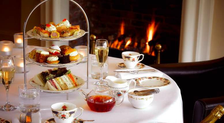 abergavenny-hotel high tea