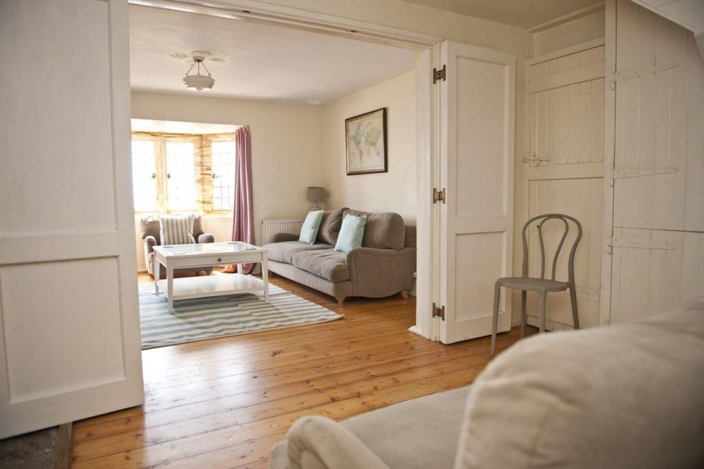 lyme-regis-holiday-cottage Sundial House, lounge