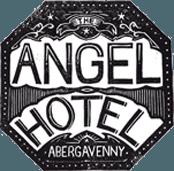 angle hotel abbergavenny logo