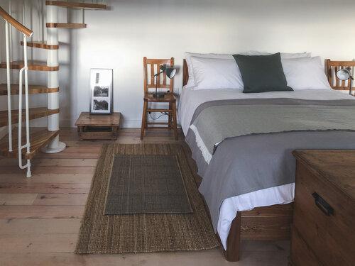 lyme-regis-quarrymanscottage Bedroom