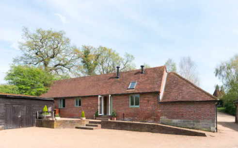 The Old Dairy Sussex - Self Catering Cottage with Indoor pool - exterior