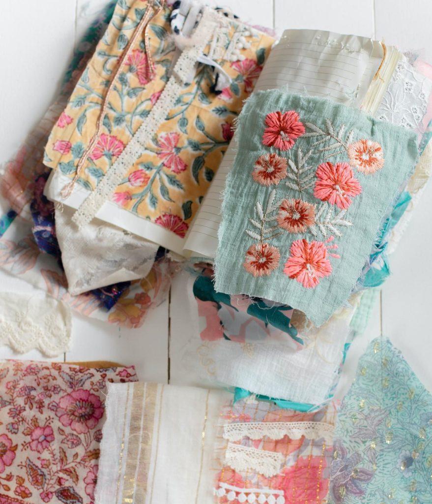 fabrics by Louise Misha