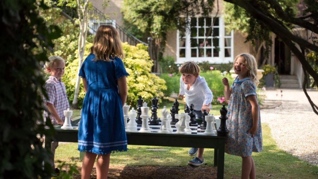 sherborne hotel the eastbury: Summer family staycation