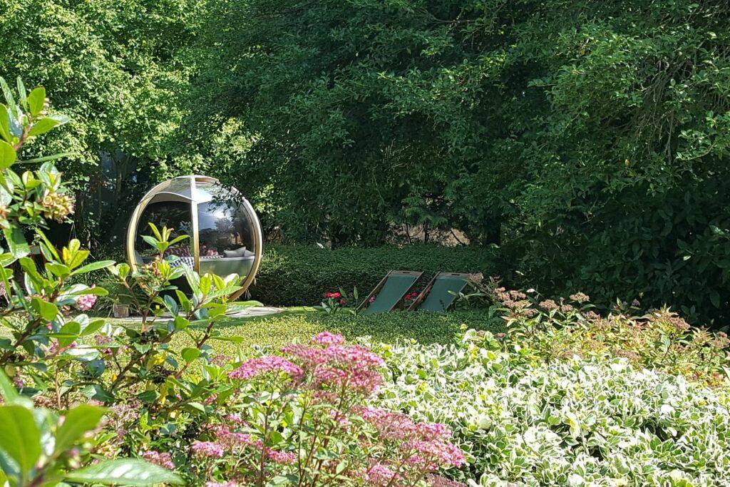 eastbury hotel in sherborne - garden pod
