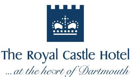 Logo of the Royal Castle Hotel in Dartmouth