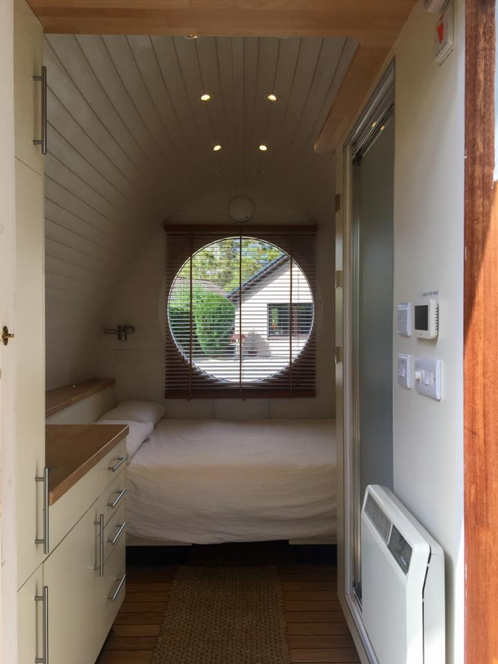 aviemore-glamping eriskay pods interior
