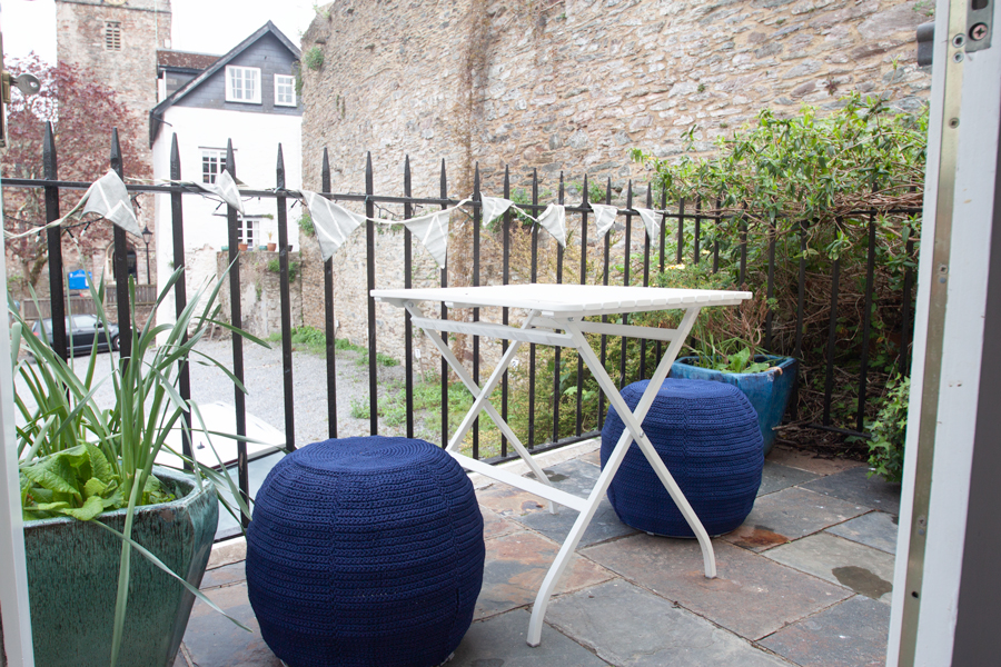 Just B Dartmouth Room only accommodation - private garden