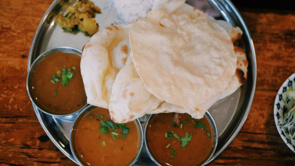 food at lal qilla india lyme regis