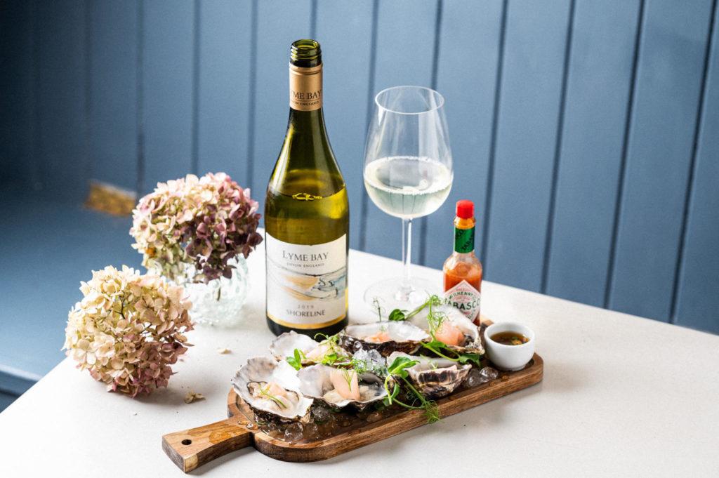 The Millside restaurant in Lyme Regis - seafood