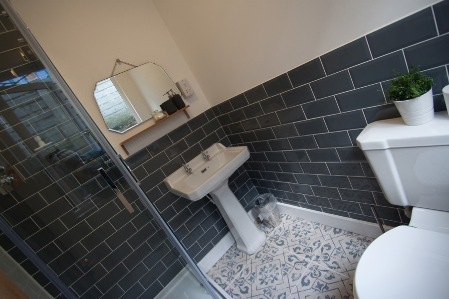Just B Dartmouth Room only accommodation - bathroom
