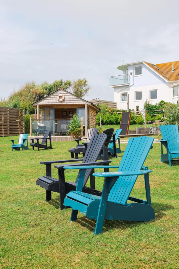the club house west bexington - beach house and lawns