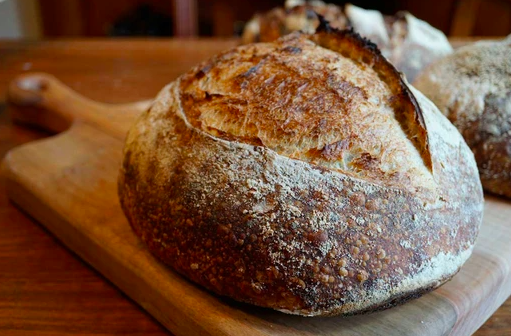 glamping west sussex at Artisan Bakehouse - sourdough making experience
