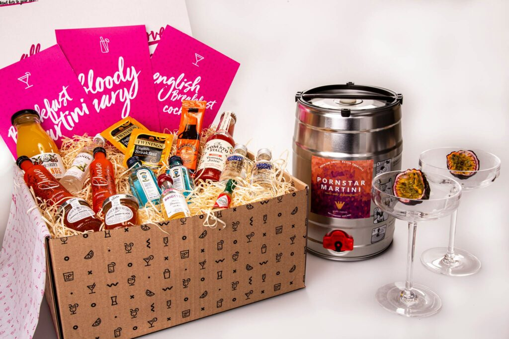 cocktail-box-delivery-uk- box and keg