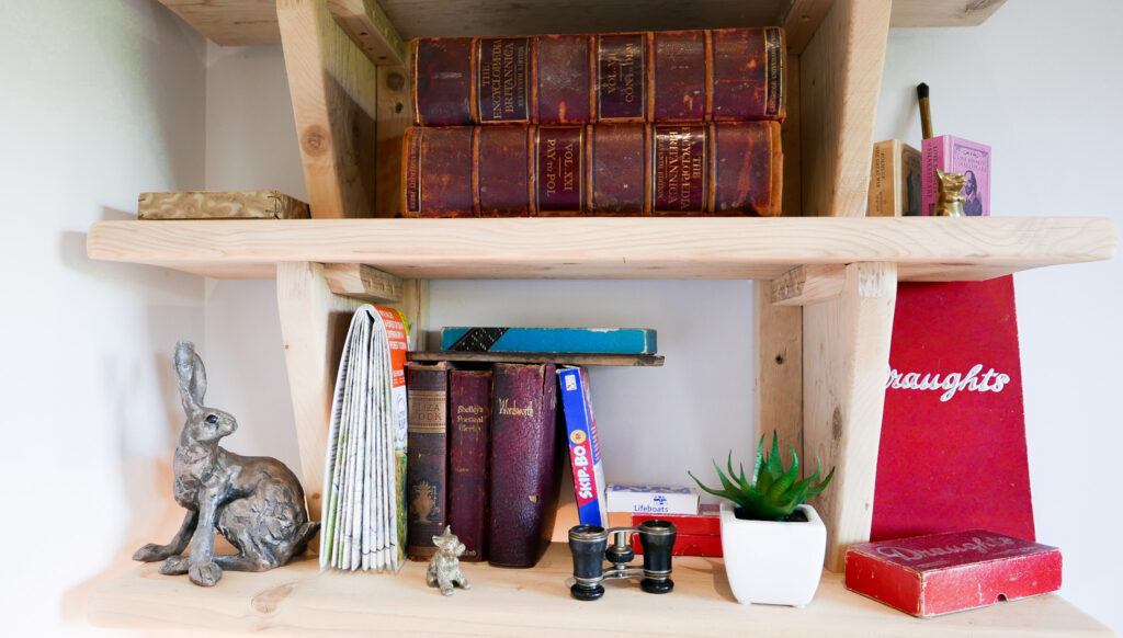 the-roost-glamping-in-forest-of-dean-books and games