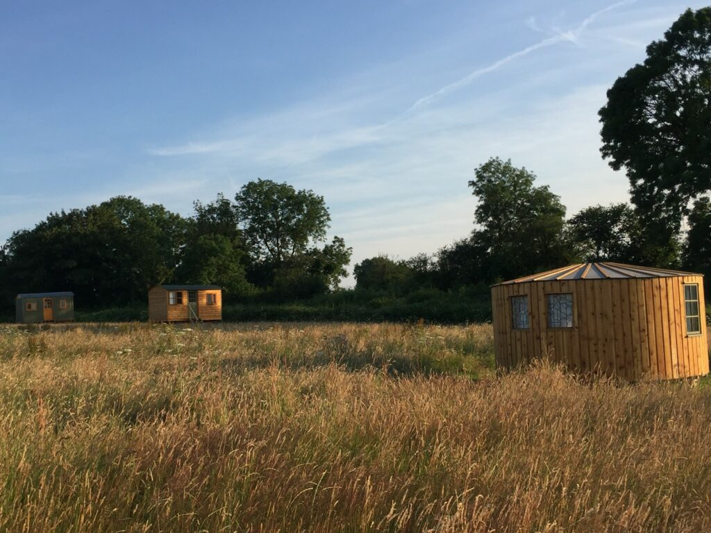cadora-woods-glamping-forest of dean - glamping site