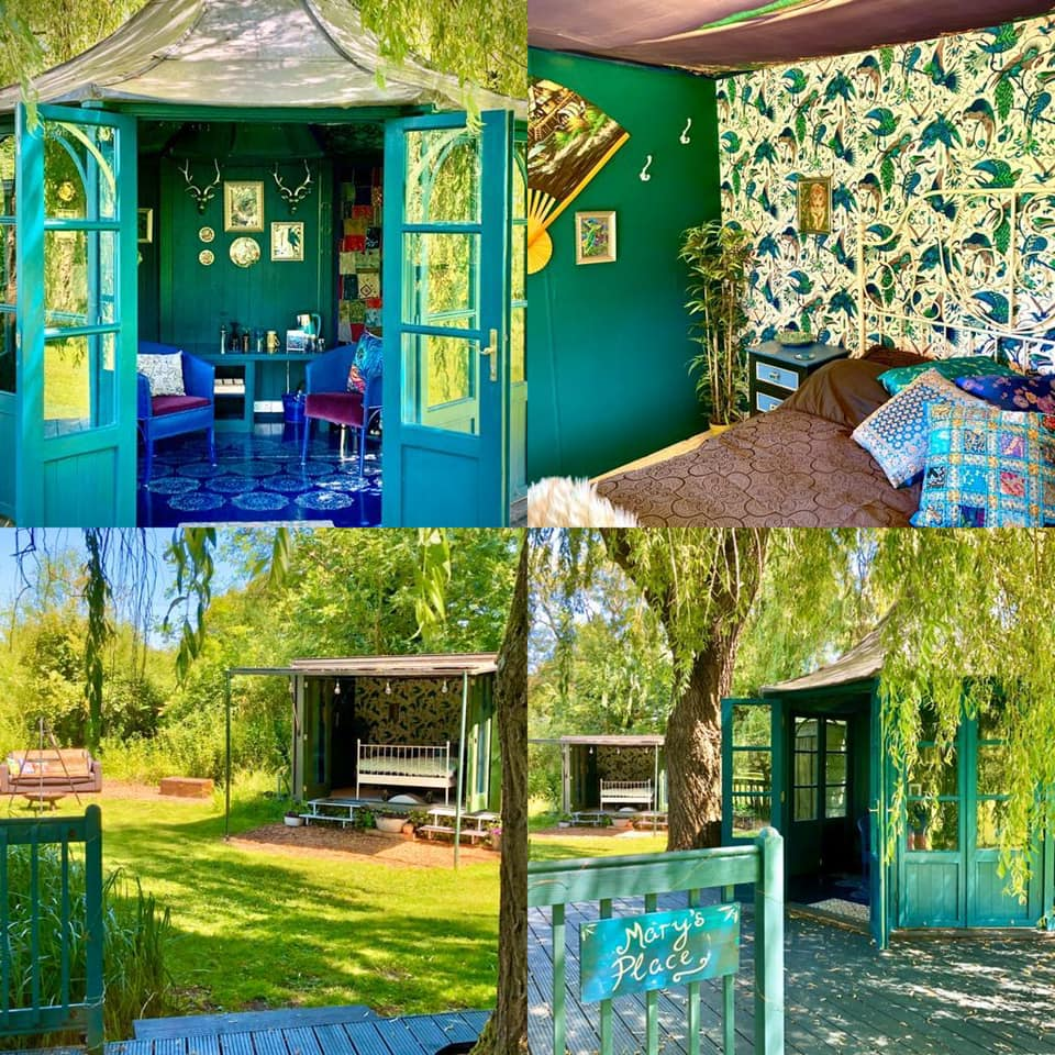 The Meadow Glamping in Hampshire - mary's place
