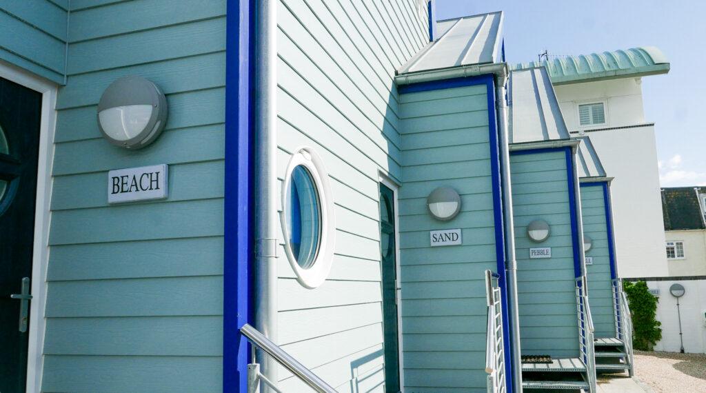 beachcroft-beach-huts: names of huts