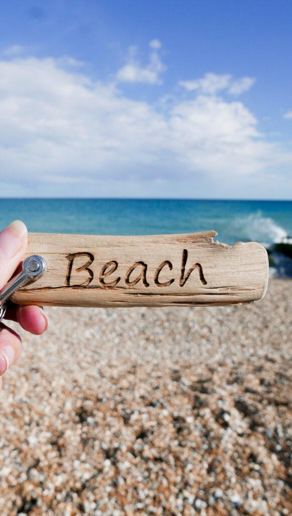 beachcroft-beach-huts: beach key