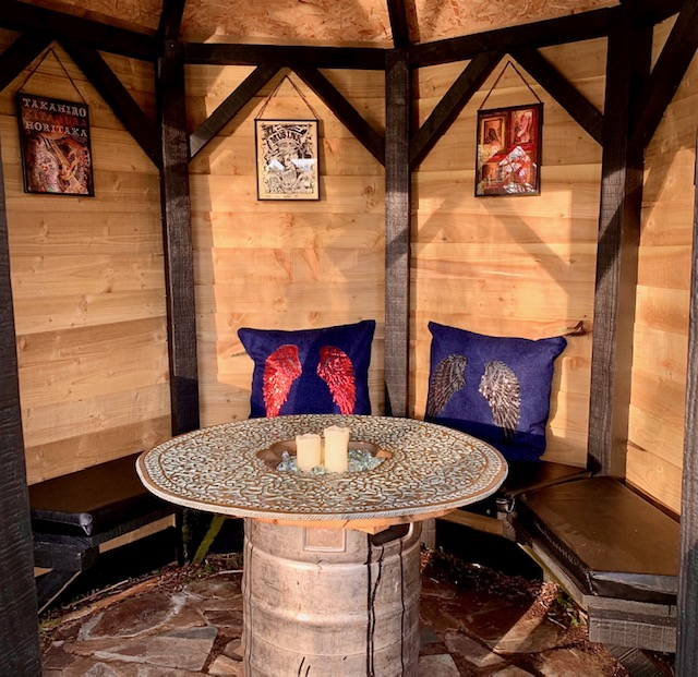 The Meadow Glamping in Hampshire - Magic Rat Ardor