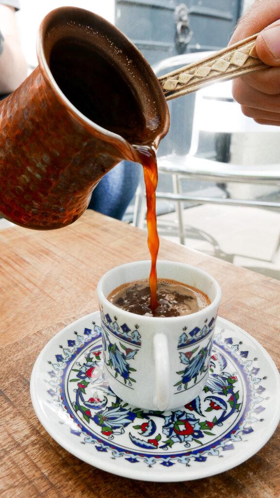 FOOD-TOUR-BATH turkish coffee