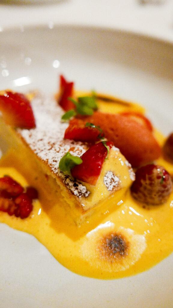 eastbury_hotel-sherborne food at Seasons restaurant
