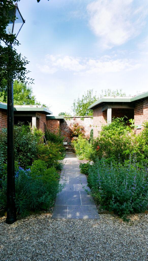 eastbury_hotel-sherborne potting Shed Suite exterior