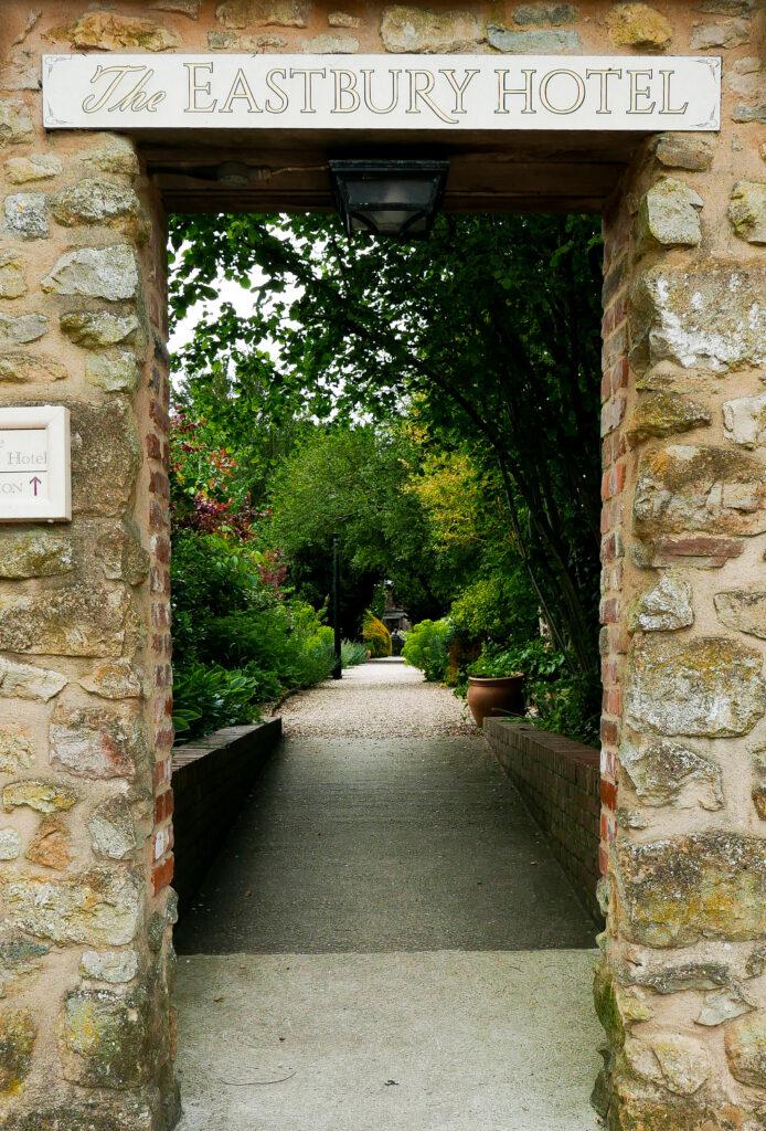 eastbury_hotel-sherborne exterior garden entrance