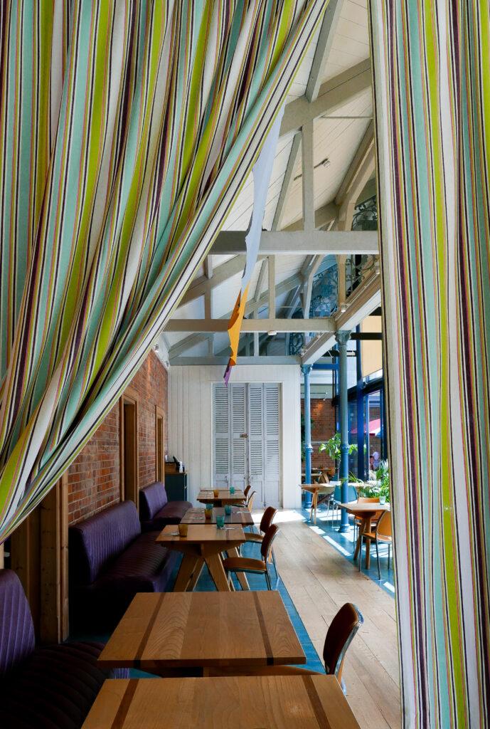 Thames Lido in Reading - restaurant