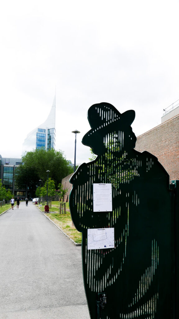 Reading Abbey Grounds and Oscar Wilde Memorial Walk