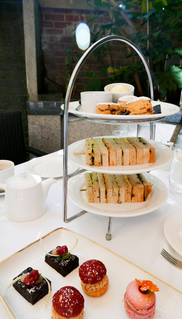 Roseate Hotel in reading - Afternoon Tea