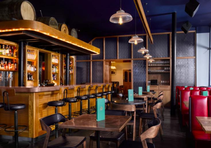 The Distillery Gin Hotel Portobello Road London - Resting Room